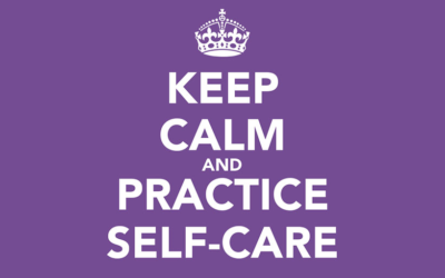 Show Up Filled Up By Practicing Self Care